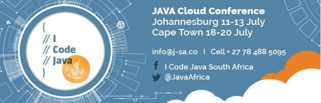 Java Cloud conference 2018