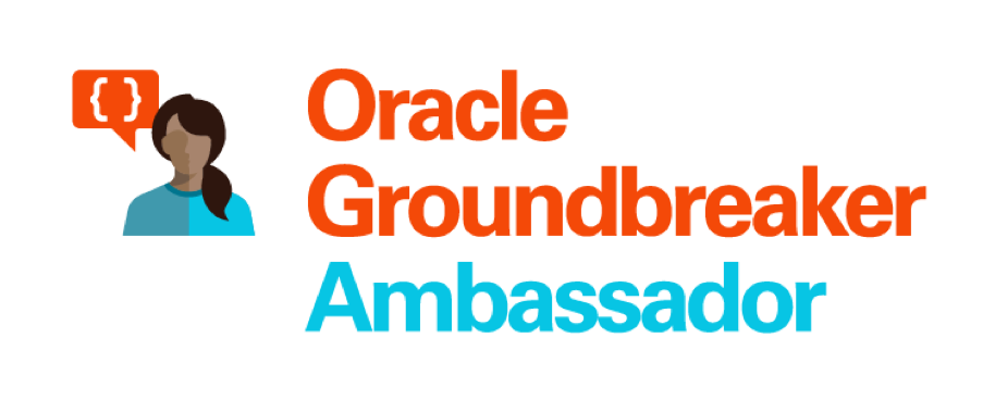 Oracle Groundbreaker Ambassador