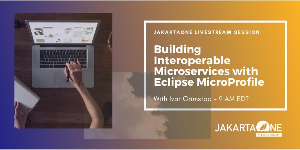 JakartaOne LiveStream 2019
