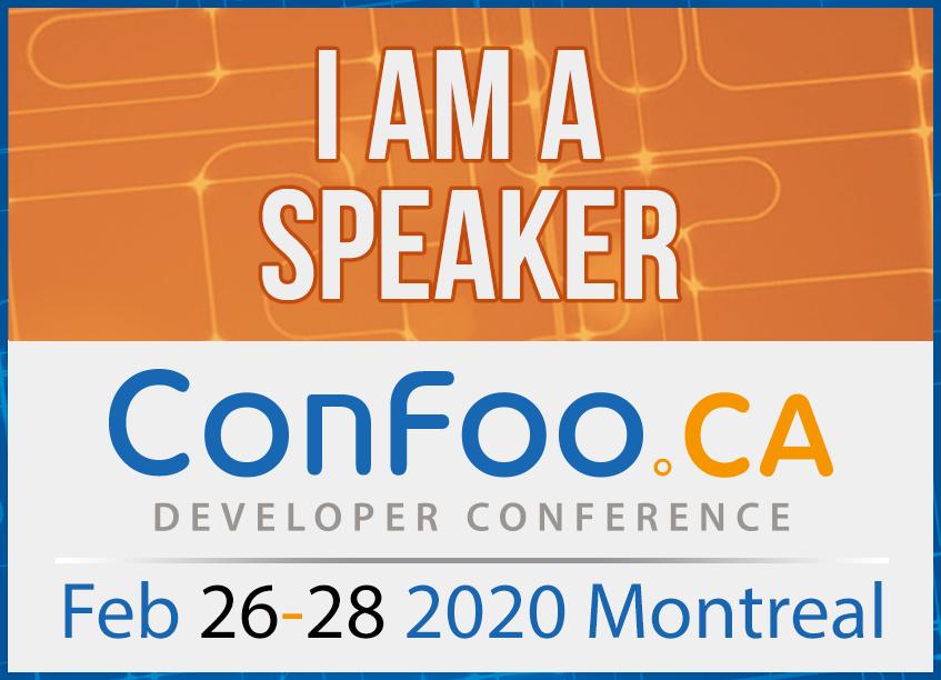 ConFoo 2020