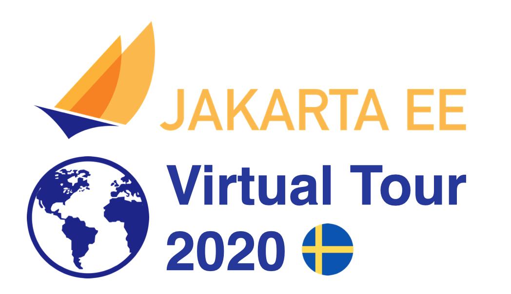Jakarta EE Virtual Tour - Sweden