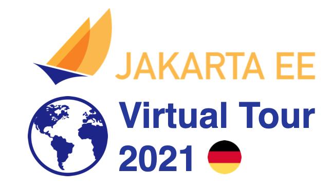 Jakarta EE Virtual Tour - JUG Darmstadt