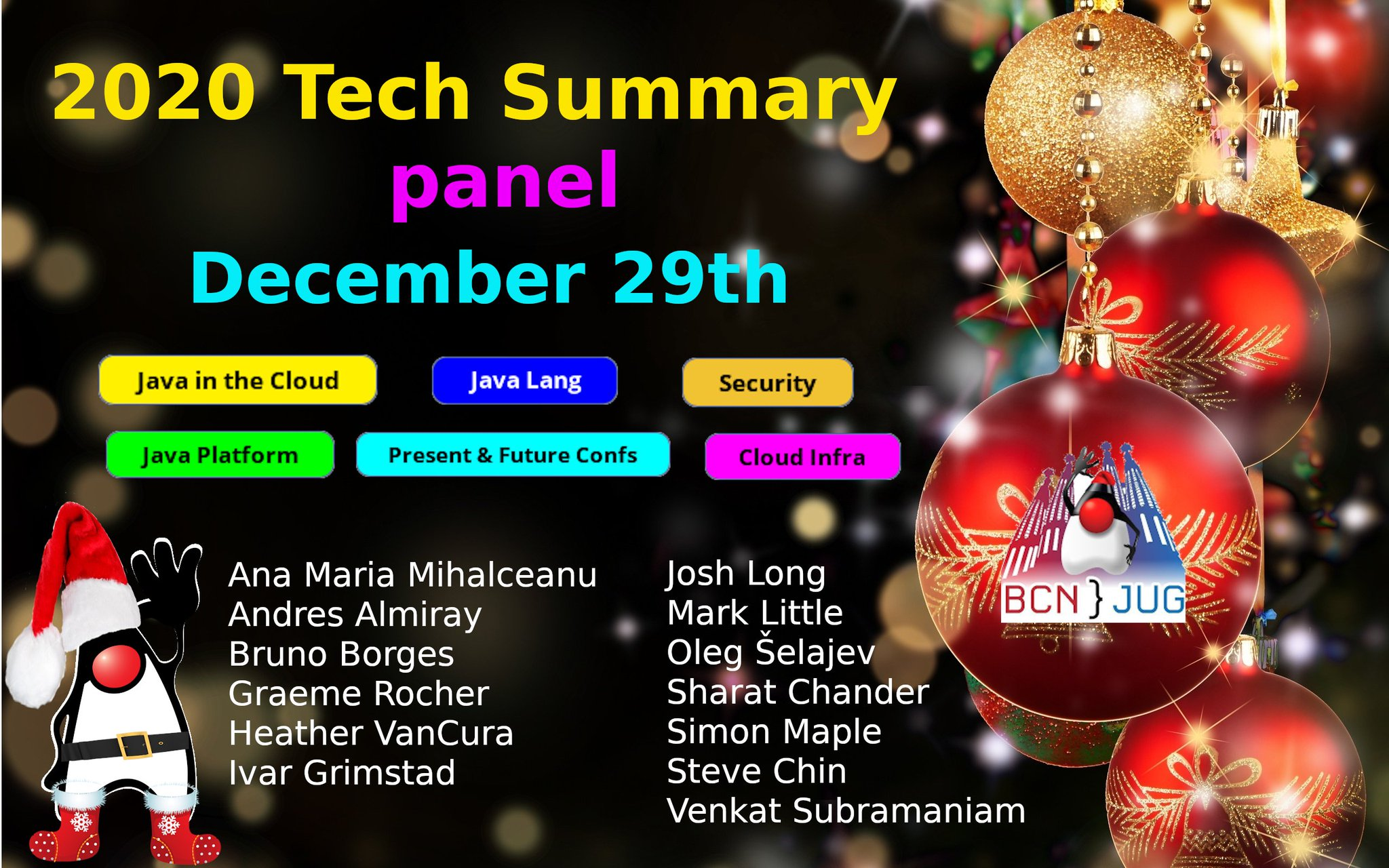 2020 Tech Summit Panel
